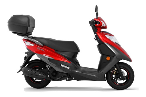 lindy 125 scooter