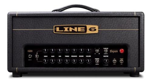 line 6 99-021-0716 dt25 25w / 10w amplificador de guitarr