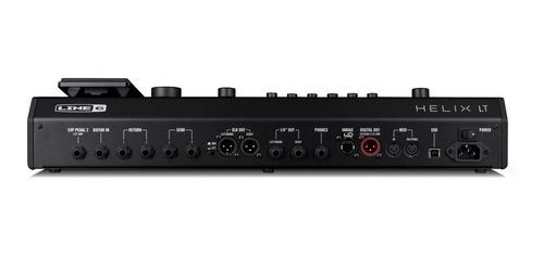 line 6 helix lt procesador multiefectos de guitarra