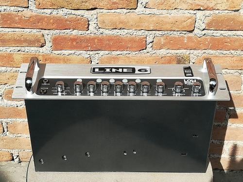 line 6 lowdown hd750 (ampeg, fender, gallienkrueger, orange)