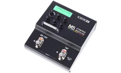 line 6 m5 / 105 pedales + adaptador original