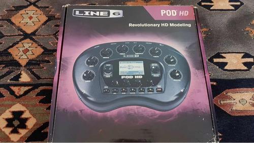 line 6 pod hd desktop + fbv shortboard mk 2 pedalera