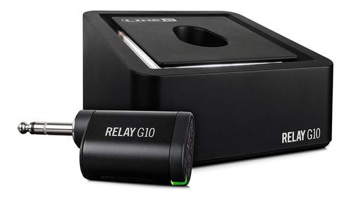 line 6 sistema inalambrico guitarra relay g10 envio gratis