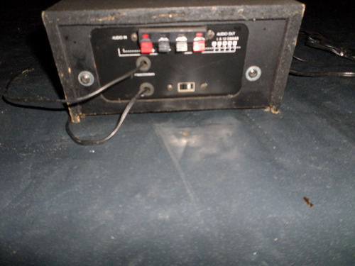 line amplifier ambiente sound system la800