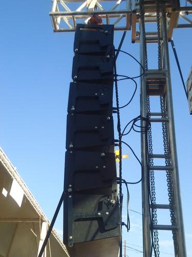 line array s 10 kraft gabinete @