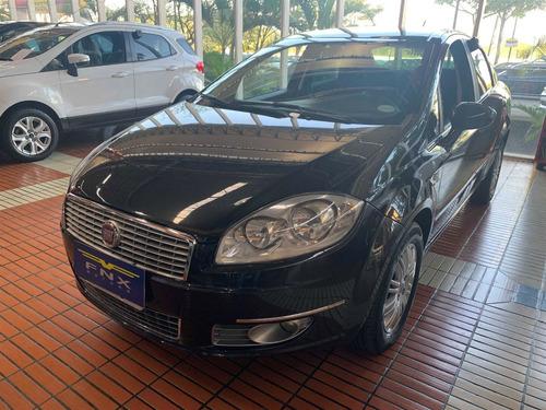 linea 1.8 essence automatico 2013 preto