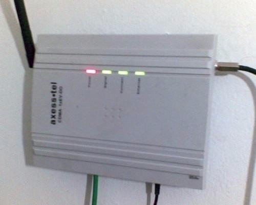 linea conexion modems axess.tel