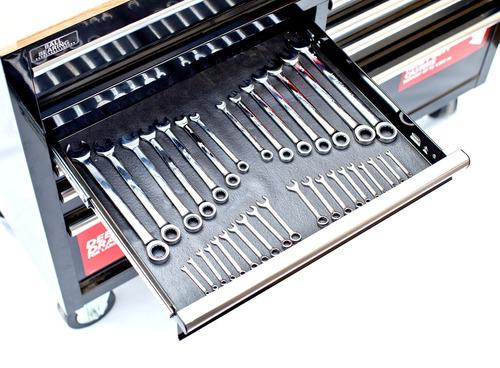 línea de cajón de caja de herramientas de alto grado de cali