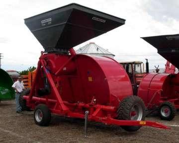 linea de embolsadoras de grano seco mainero 2235-2240-2260