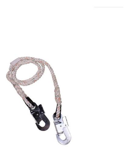 linea de vida/ cable de posicionamiento 1.8 mts