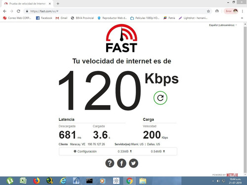 linea internet ilimitado modem axesstel