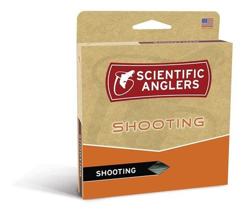 linea pesca con mosca scientific anglers shooting - varios