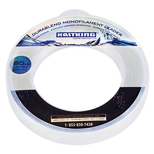 línea principal y de cable,kastking durablend línea líde..