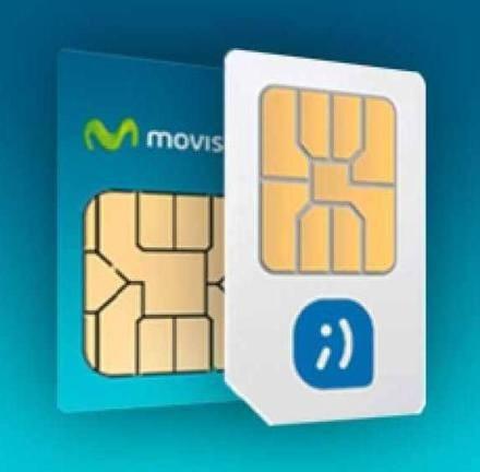 linea usim 3g 4g chip movistar prepago bam, modem, internet
