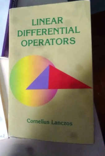 linear differential operators lanczos