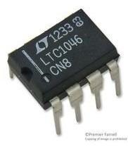 linear technology ltc1046 cn8 convertidor tensión +5v/-5v