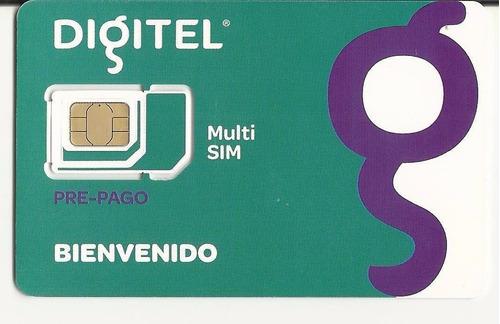lineas usim para modem bam de internet digitel a su nombre