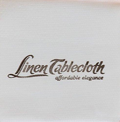 linentablecloth roseta satinado revestimiento cuadrado mante