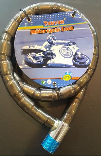 linga cadena para moto