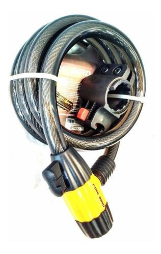 linga candado de seguridad fire bird 15 mm