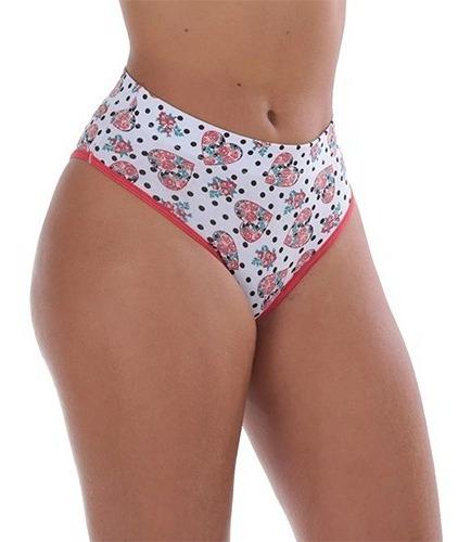 lingerie algodão kit 20  segura barriga frete grátis