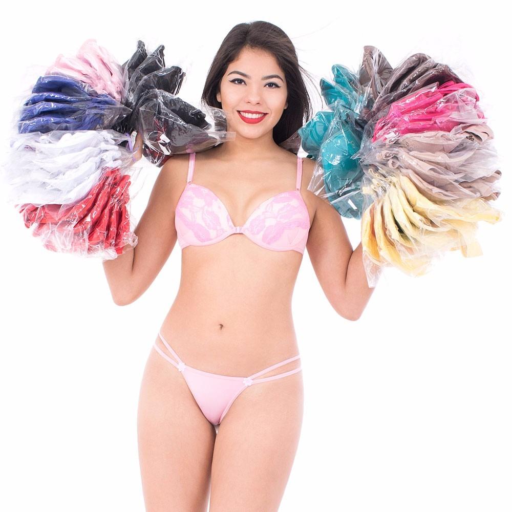 lingerie conjunto no atacado para revenda kit lote 50peças. Carregando zoom. e8843842419