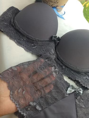 lingerie rendada