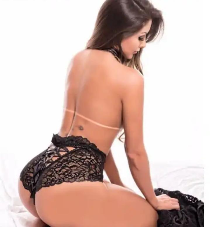 b9ffa9b1f5 Lingerie Sexy Conjunto Lacradora Renda C  Algemas + Presente - R ...