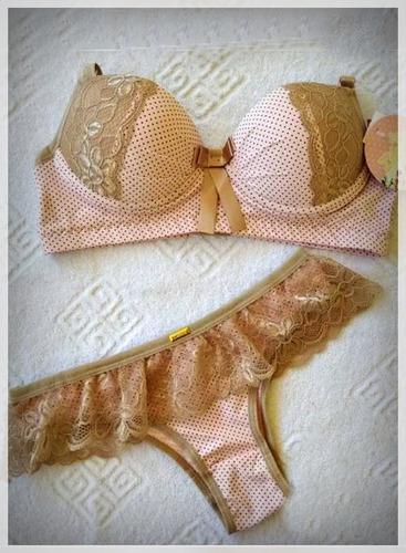 lingeries com 10 conjuntos atacado / revenda preço baixo  !