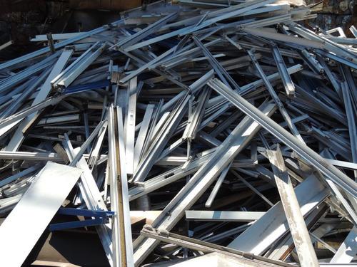 lingotes de zamak perfiles de aluminio rezago recortes