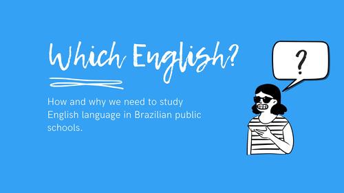 língua inglesa: ensino, tradução, revisão, reforço escolar.