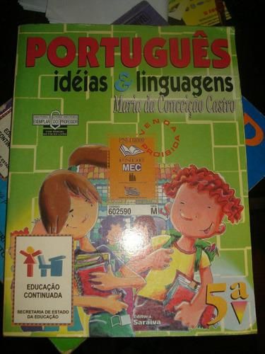 língua portuguesa - 8ª sé - maria f. c. & marco a. hailer