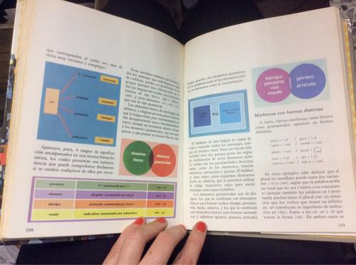lingüística y significación. biblioteca salvat