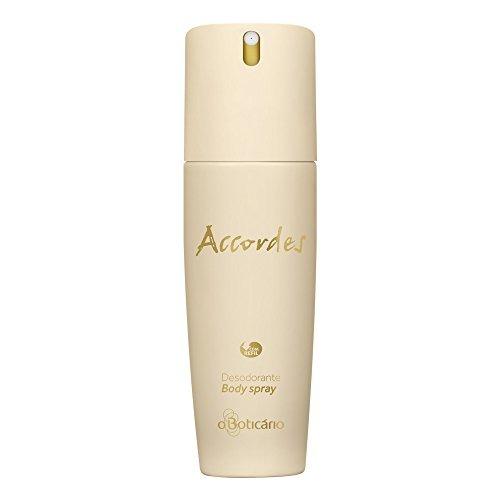 bb3397059 Linha Accordes Boticario - Desodorante Body Spray Feminino 1 ...