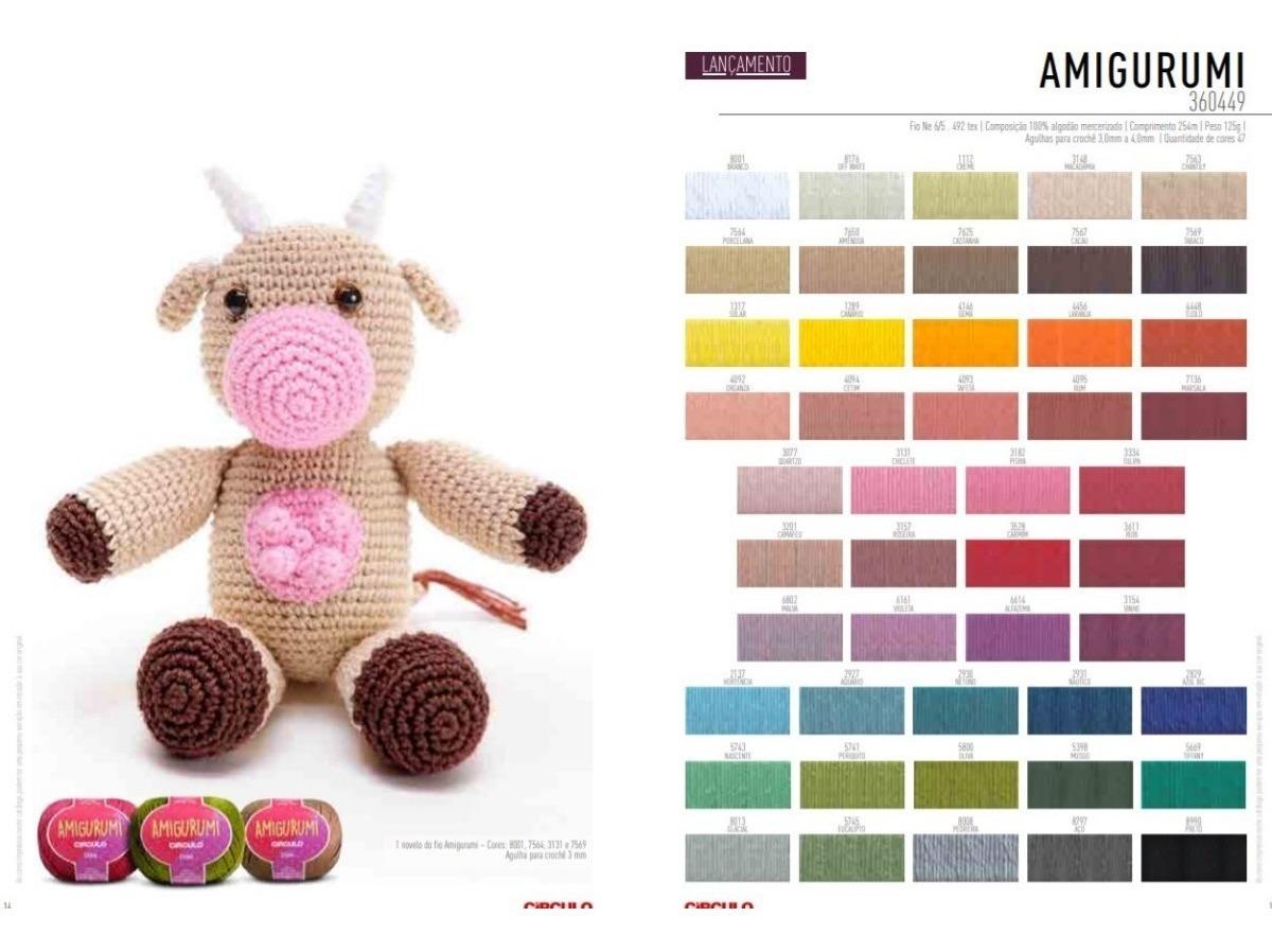 Aprenda Como Escolher a Melhor Linha para Amigurumi (com imagens ... | 898x1200