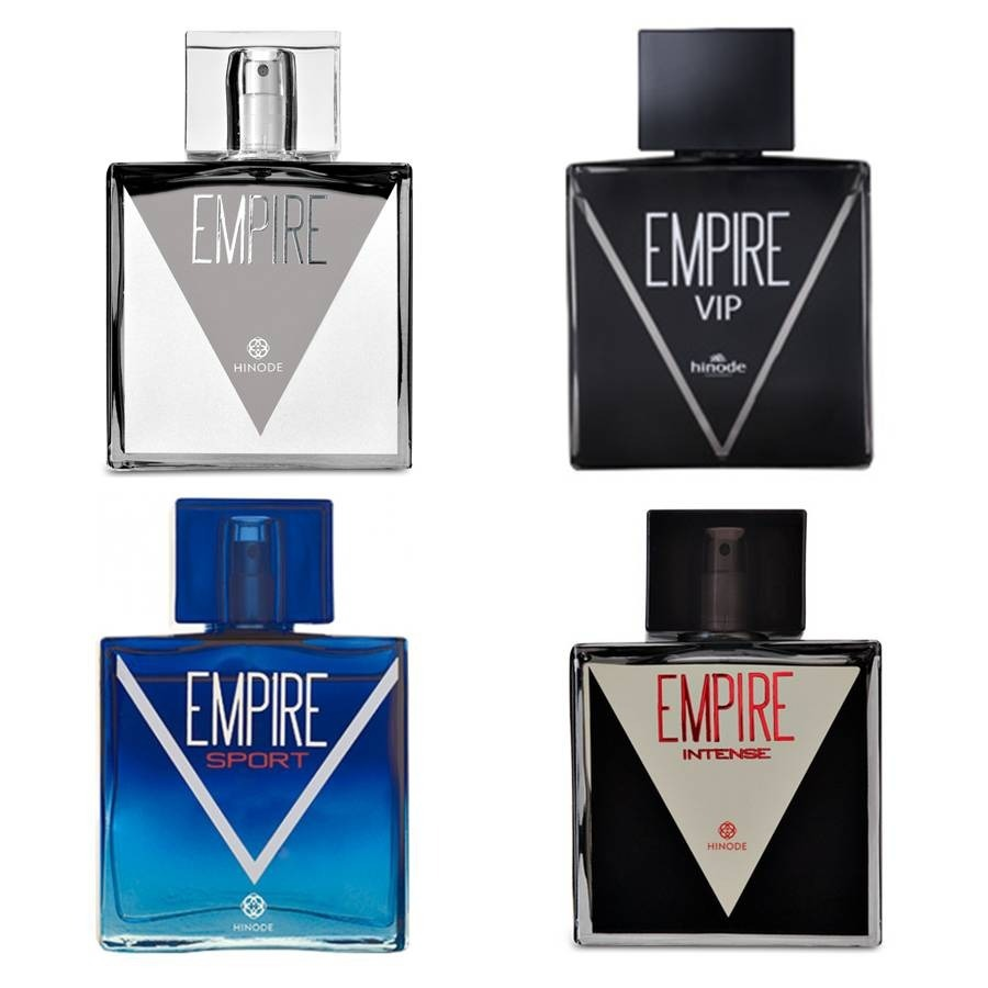 a7885d998 linha empire hinode masculino original melhor perfume 100ml. Carregando zoom .