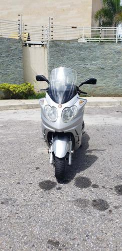 linhai maxi scooter