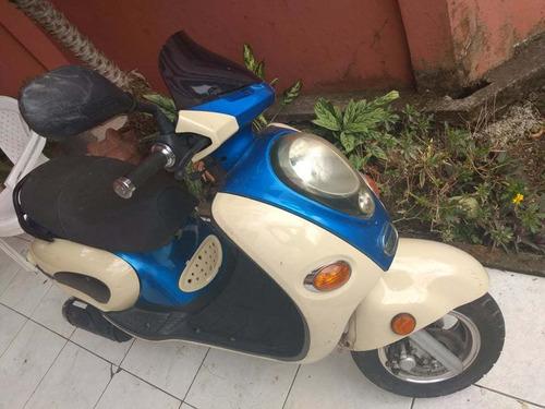 linhai moto scooter retro