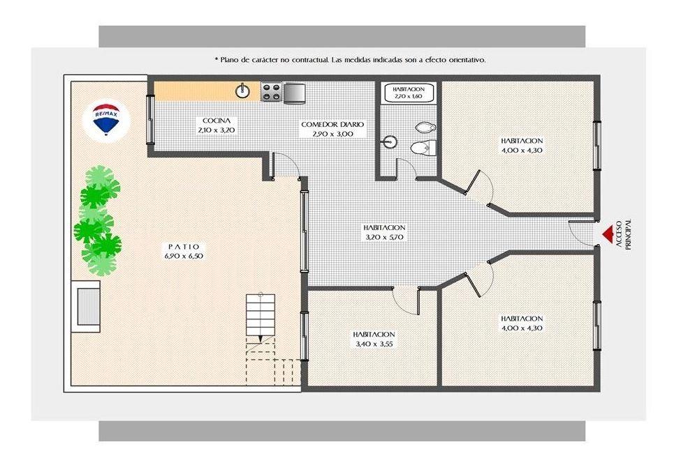 liniers casa 4 amb+patio+terraza -oportunidad !!!
