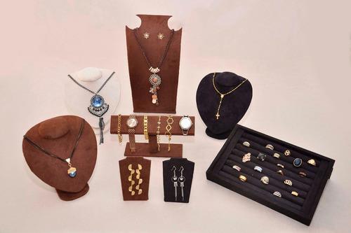 link especial 8 expositores bijuterias leia a descrição
