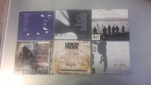 linkin park cd musica