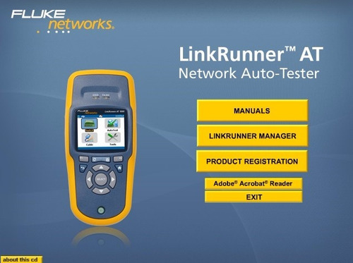 linkrunner at2000 software