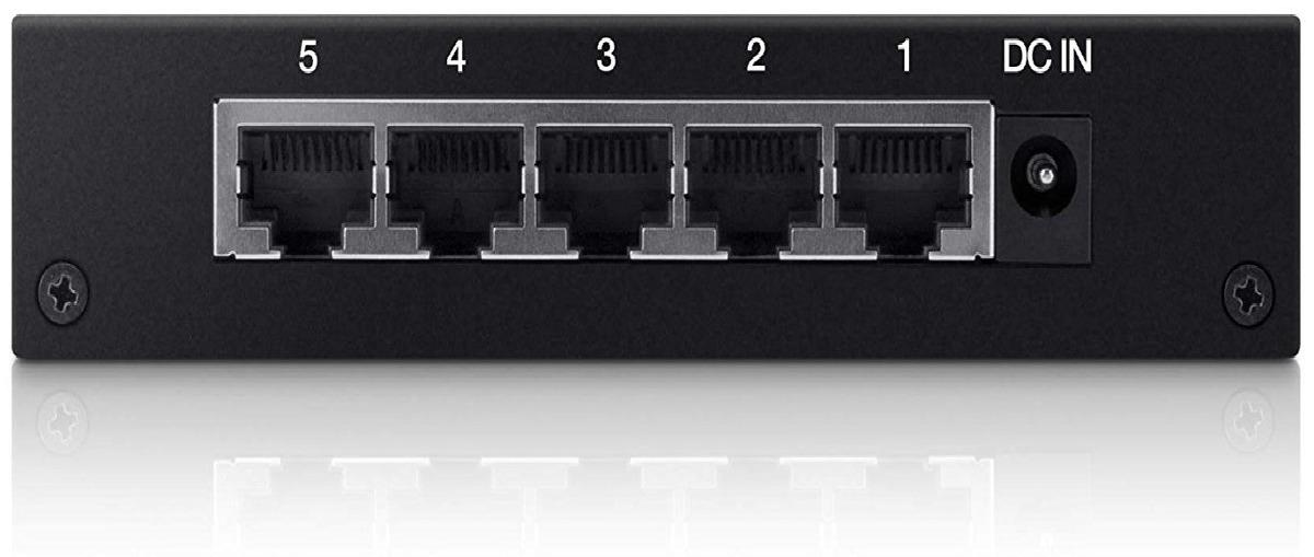 Linksys Se3005 5-port Gigabit Ethernet Network Switch