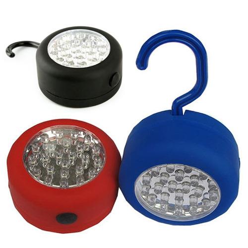 linterna 24 led circular de trabajo emergencia oregon lin001