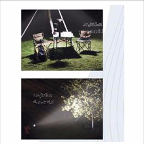 linterna 5 en 1 intex luz emergencia lampara camping casa