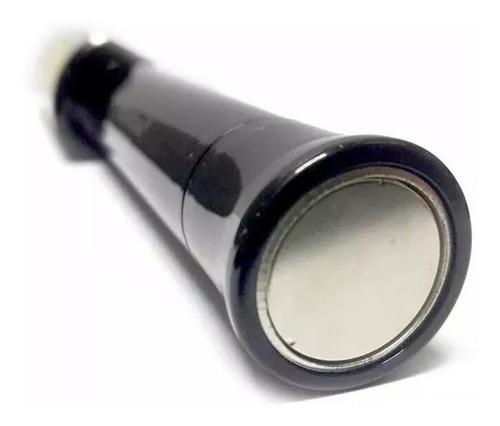 linterna baliza 18 led luz con iman 3 funciones a pilas