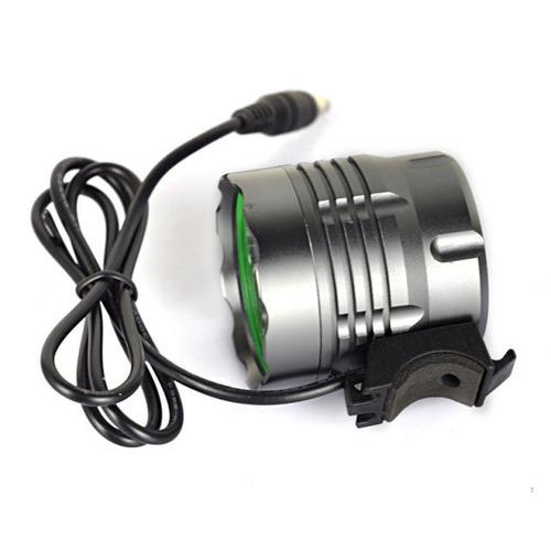 linterna bicicleta (8000 lum-reales) lámpara led potente