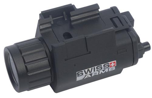 linterna compacta swiss arms
