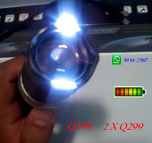 linterna con electroshock con envio gratis+ bono regalo