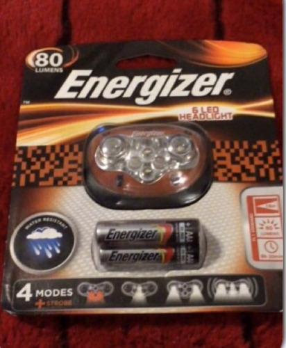Linterna de cabeza energizer en mercado libre - Linternas de cabeza ...